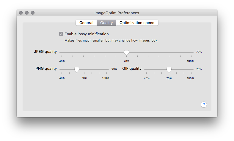 How to shrink a file size png. Do you really optimize