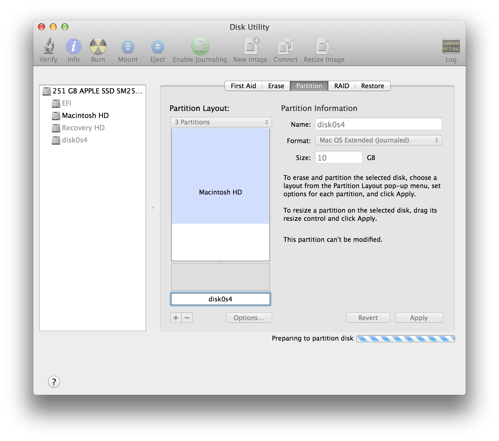 How to shrink a png file on mac. Disk utility hangs prior