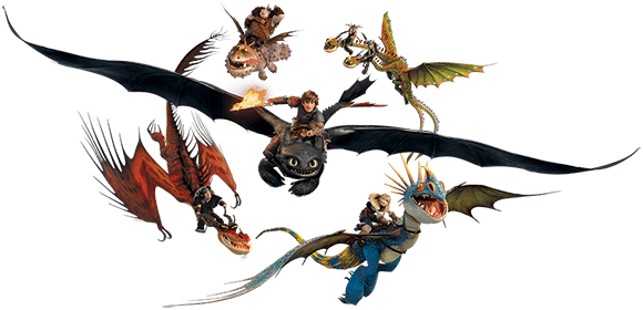 How to train your dragon png. Training dreamworks dragons game