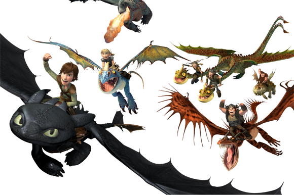 How to train your dragon png. Image httyd poster render