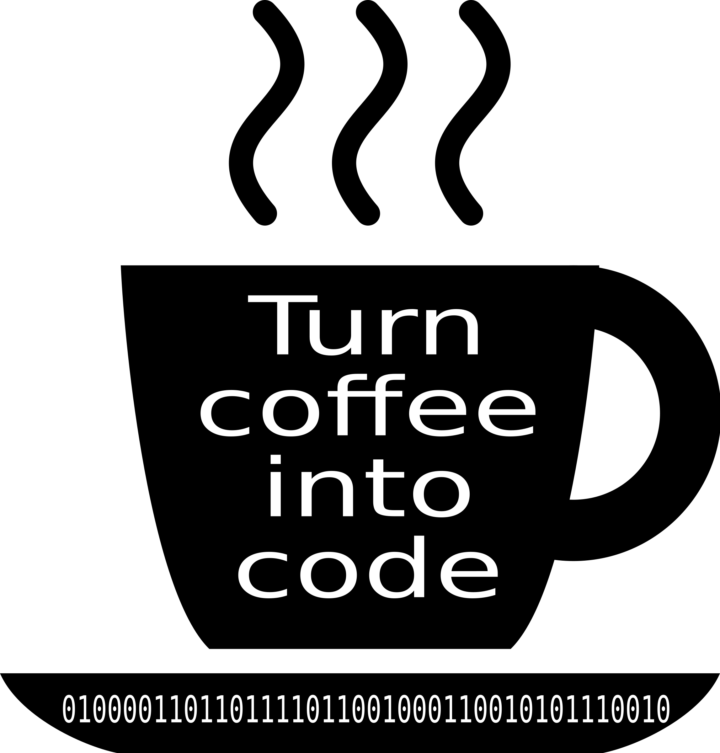 How to turn a photo into a png. Coffee code icons free