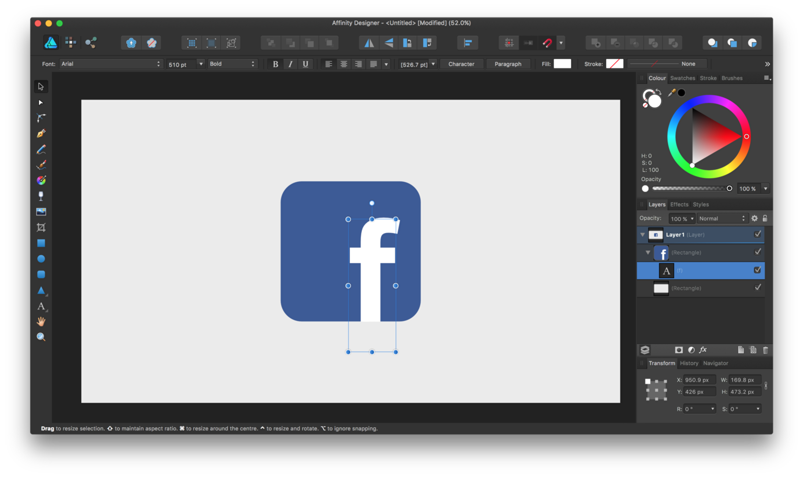 How to turn png into vector. Creating flat icons in