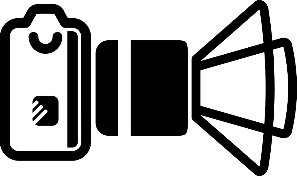 How to view a png file. Photo camera side svg