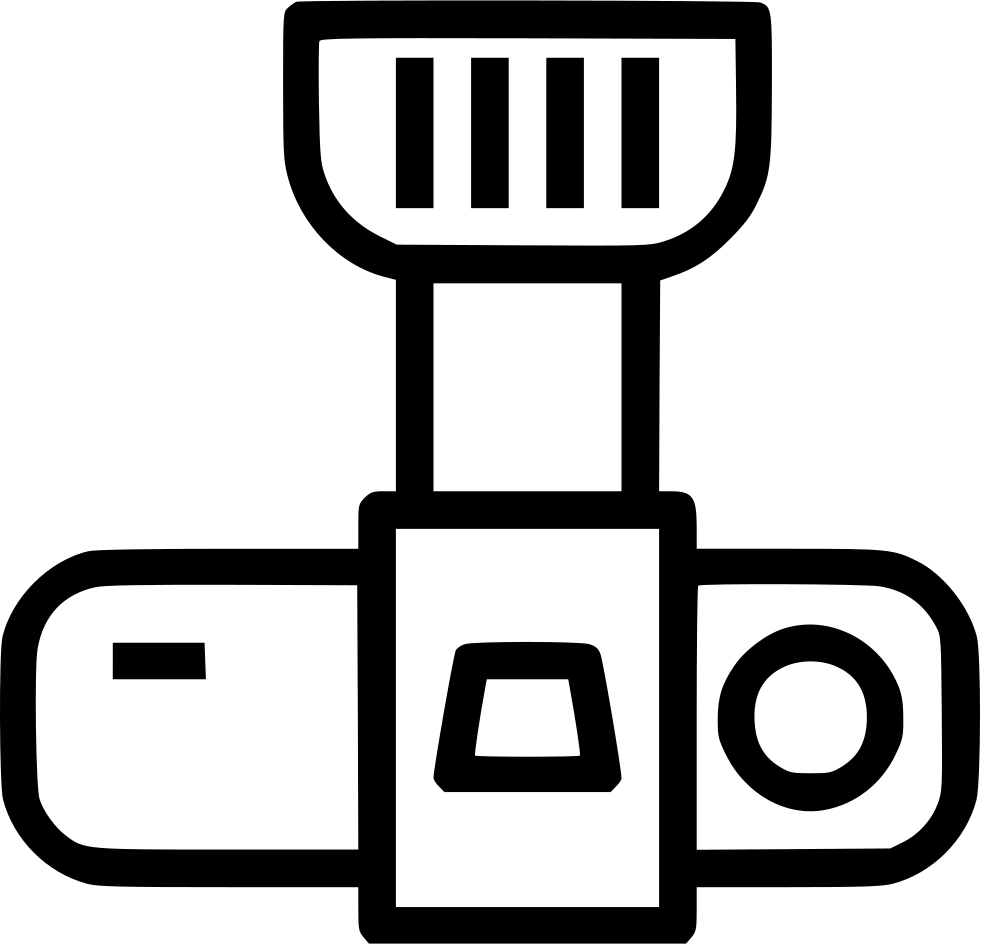 How to view a png file. Camera modern top svg