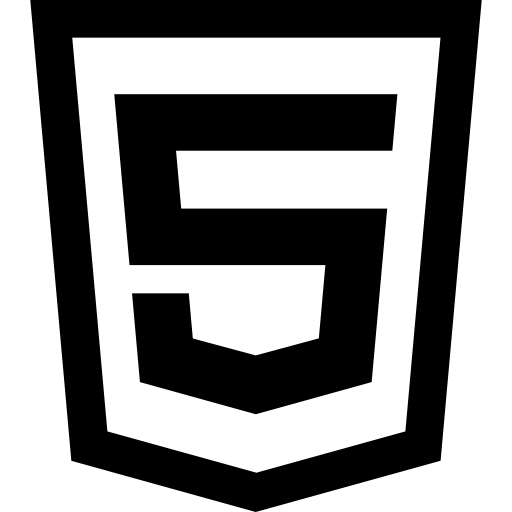 Html 5 logo png. Free icons icon