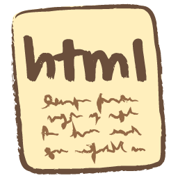 Html drawing. Icon png clipart image