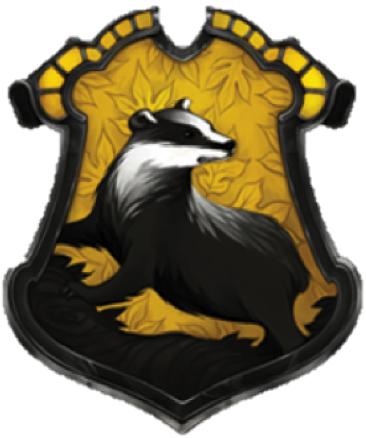 Hufflepuff crest pottermore png. Image final harry potter