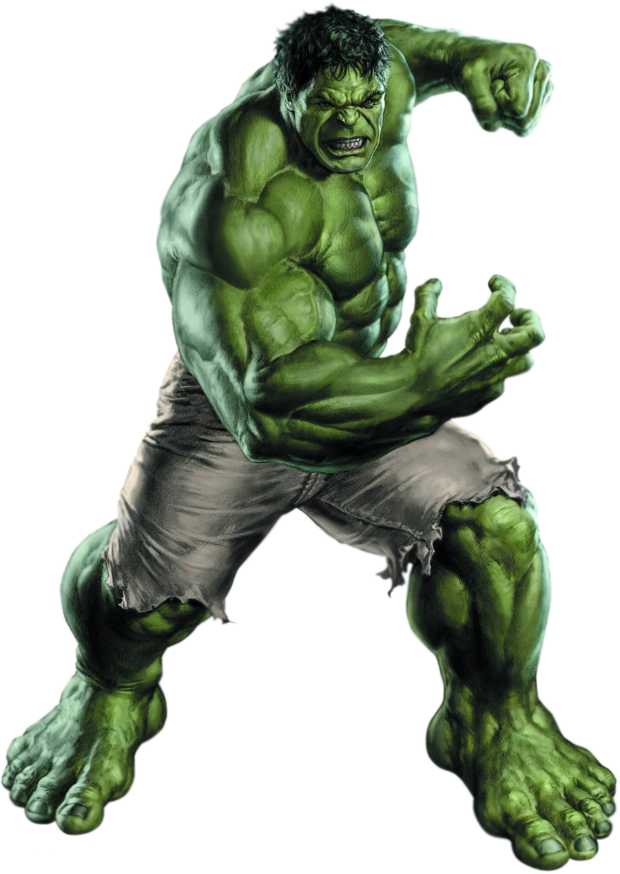 Drawing marvel realistic. Incredible hulk drawings png
