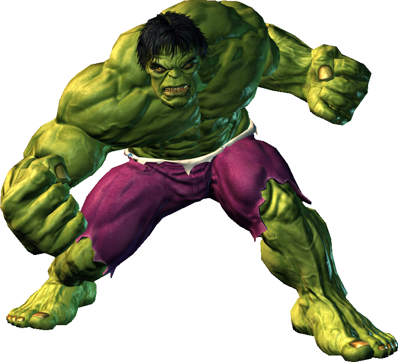 The incredible hulk png