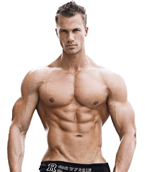 Muscle body png. Transparent images all