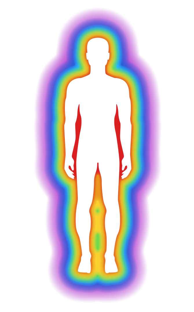 aura drawing healing