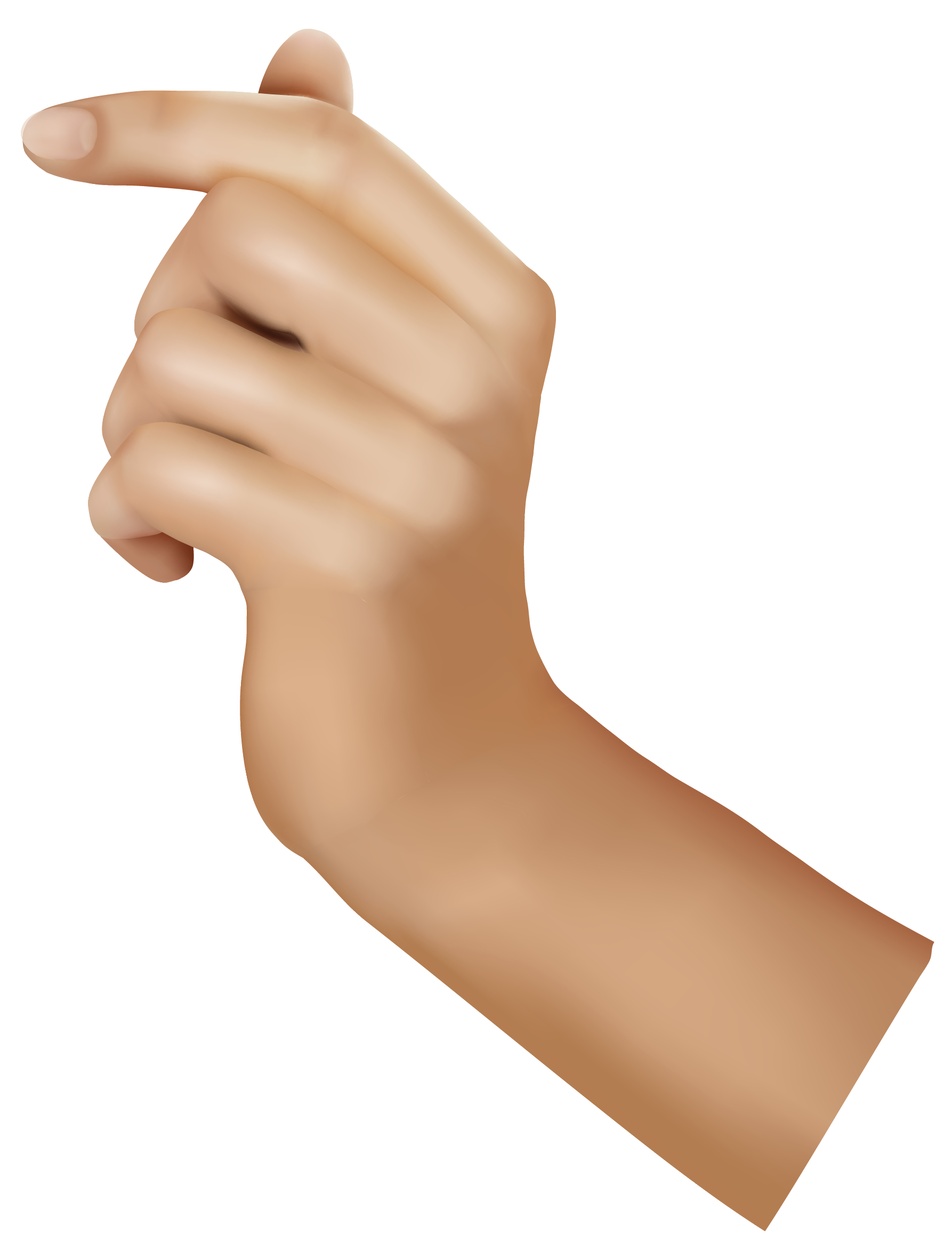 Hand clip human. Png clipart image gallery