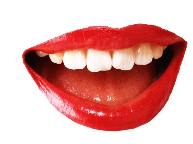 Lips .png. Red png image