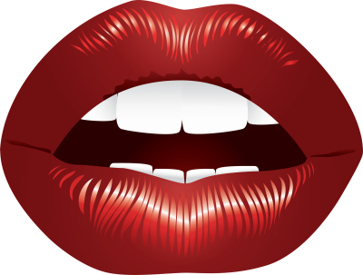 Human lips png. Movable dlpng red