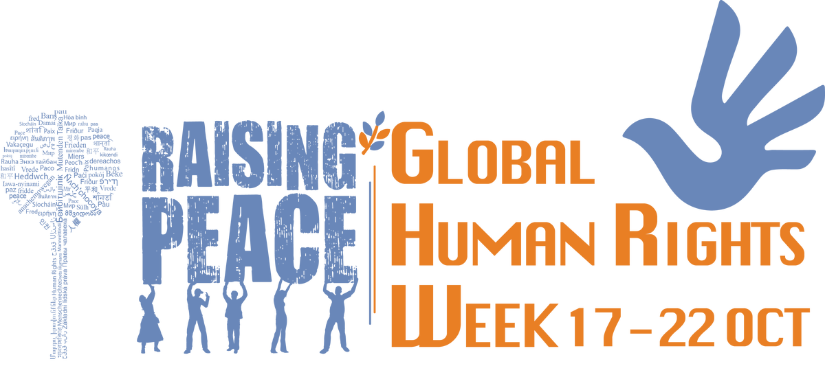 Human rights campaign png. Global week