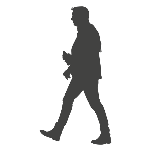 Human silhouette walking png. Architecture material sources pinterest