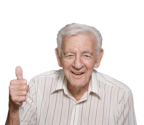 Human thumbs up png. Why save with us