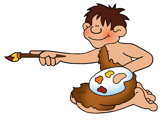 Humans clipart owner. Early clip art by