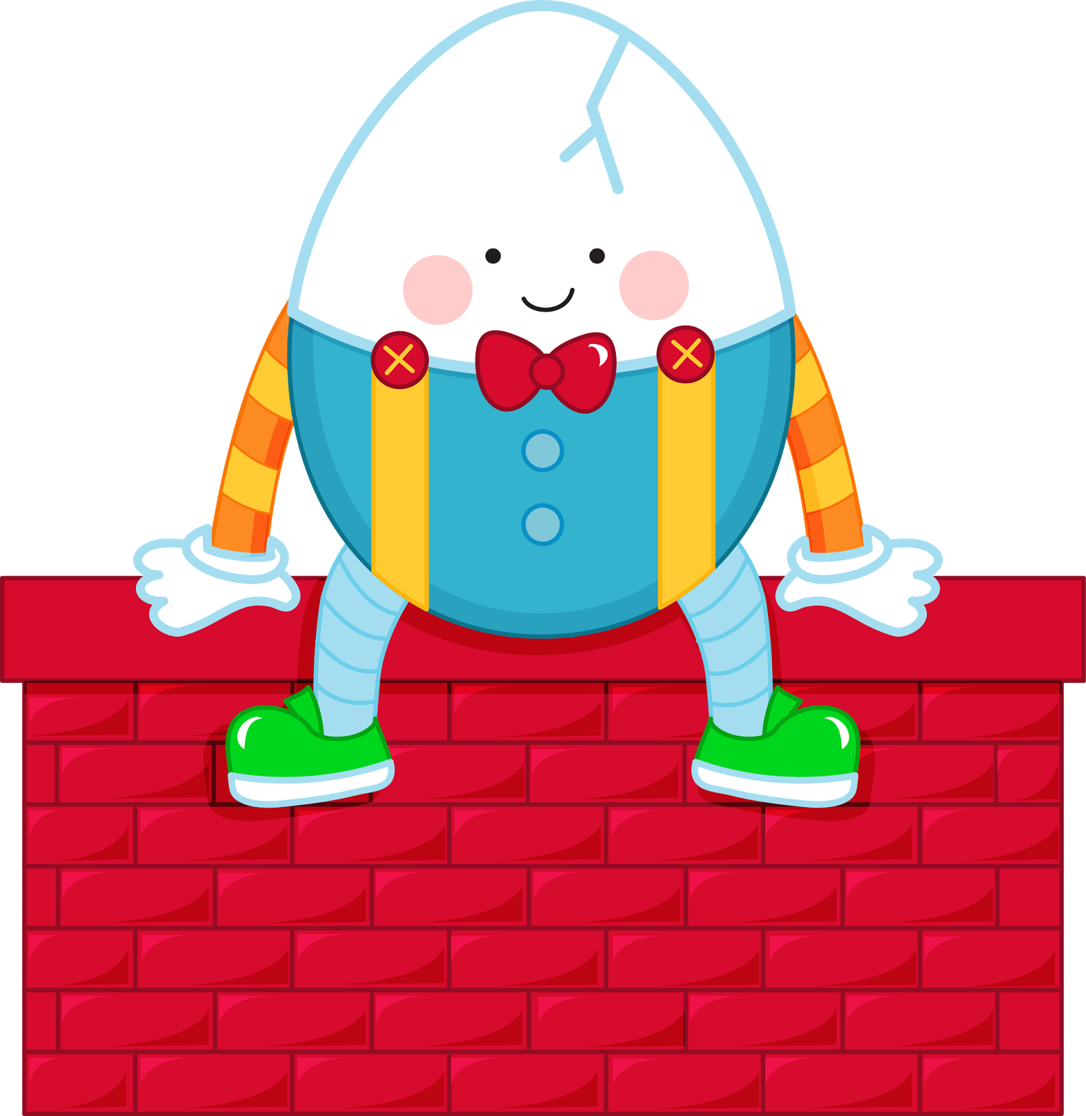 humpty dumpty clipart drawing