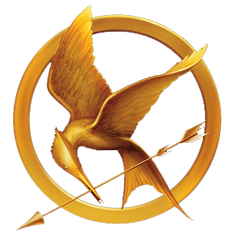 Hunger games catching fire logo png. Symbolism the in book