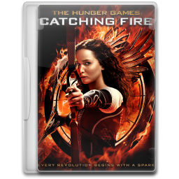 Hunger games catching fire logo png. The icon movie mega