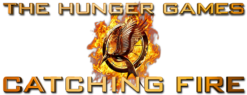 Hunger games catching fire logo png. The movie fanart tv