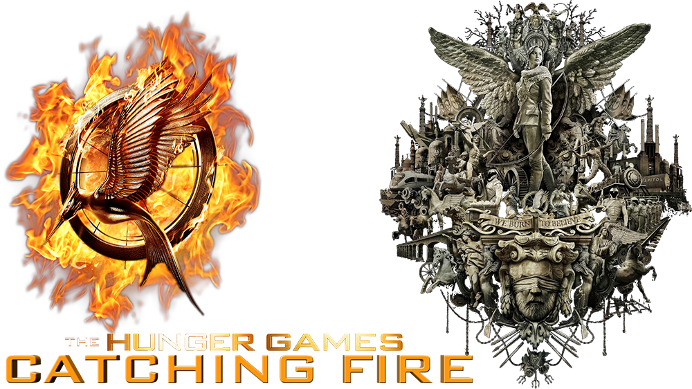 Hunger games catching fire logo png. Xbmc whats about to
