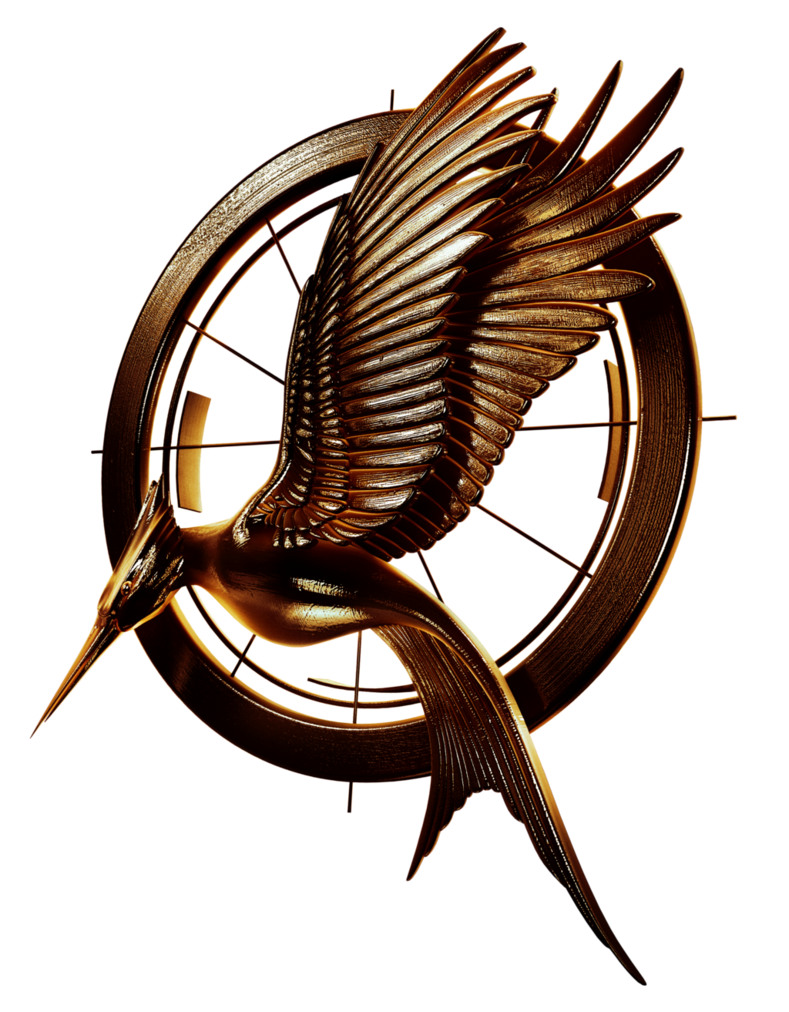 Hunger games mockingjay png. Catching fire the logo