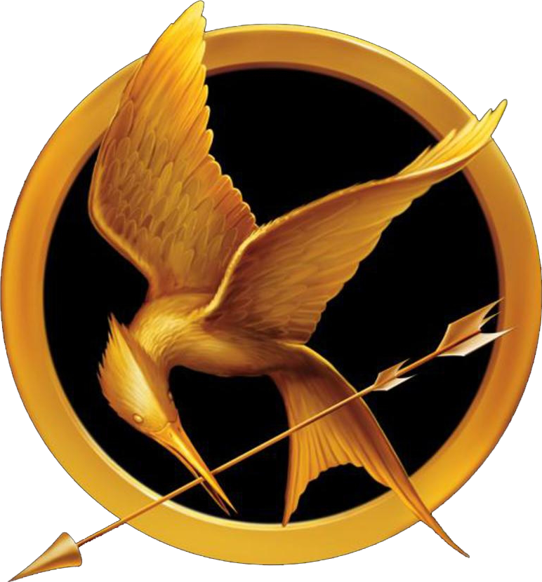 Hunger games logo png. Book review the stallion
