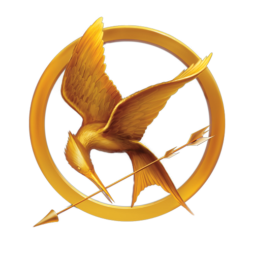 Mockingjay pin png. Image the psd by