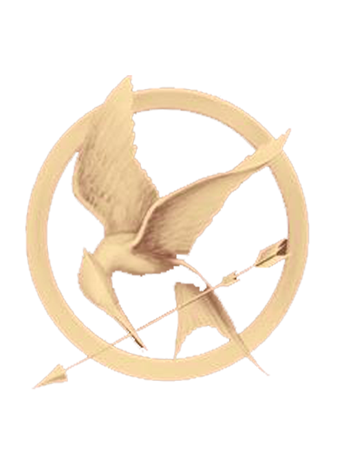 Hunger games symbol png. The by tulinamariana on