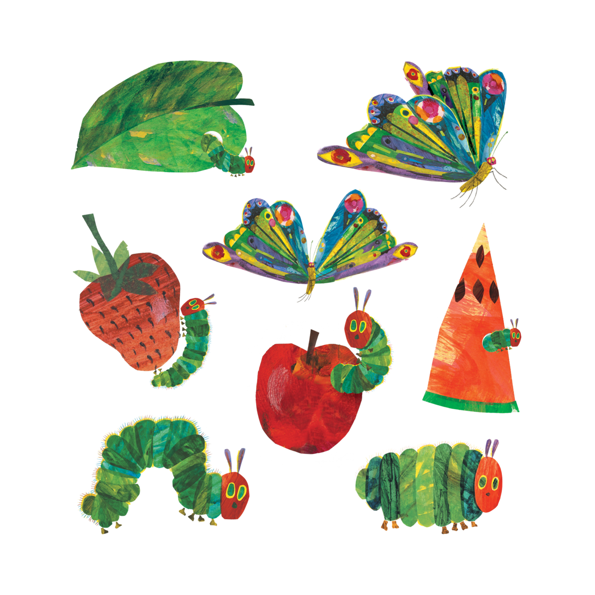 The hungry caterpillar png. Very set by world