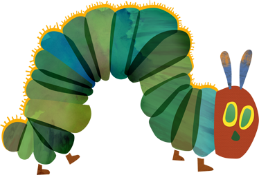 The hungry caterpillar png. Butterfly clipart images