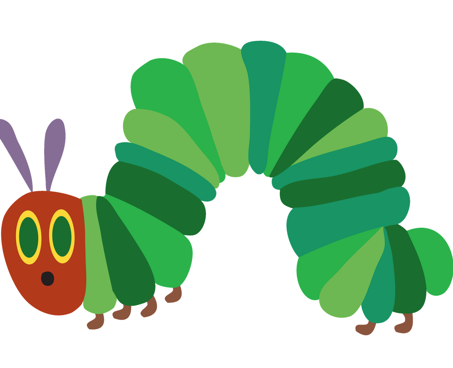 Hungry caterpillar png black and white. Play find the food