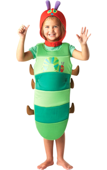 Hungry children png. Child the very caterpillar
