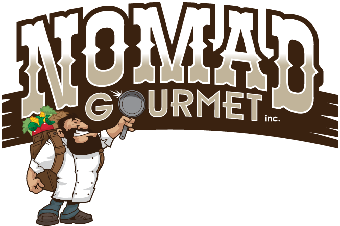 Catering clipart food served. Nomad gourmet truck home