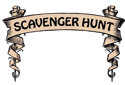 Hunt clipart transparent. Photo scavenger collection png