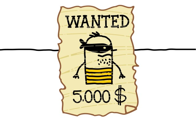 Hunter clipart bounty hunter. Bag yourself as an