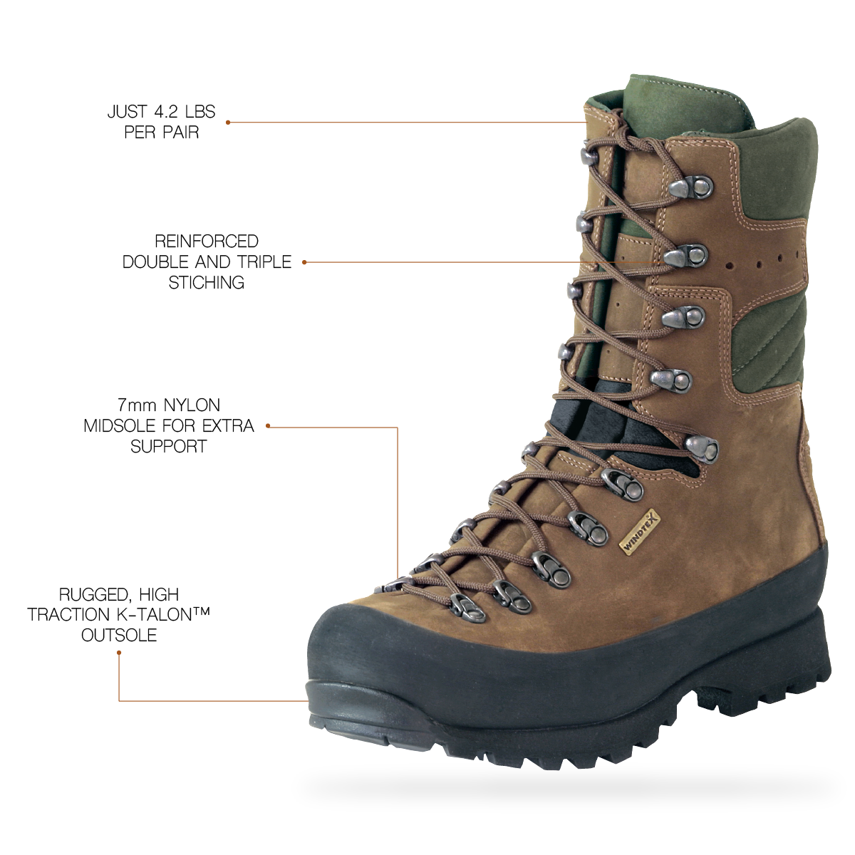 Hunter clipart hunting boot. Kenetrek boots mountain extreme