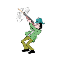 Hunter clipart jungle hunter. Download hunting category png