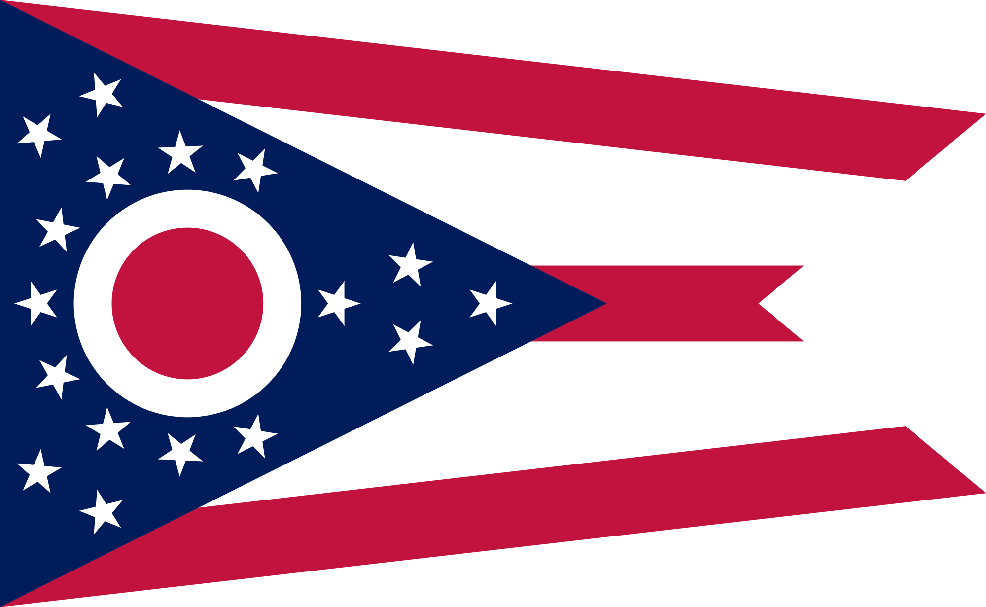 Hurricane flag png. Image of ohio vexillology