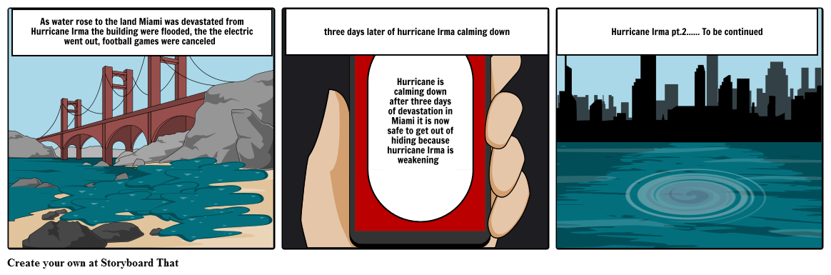 Hurricane irma png. Part storyboard by terrybarron