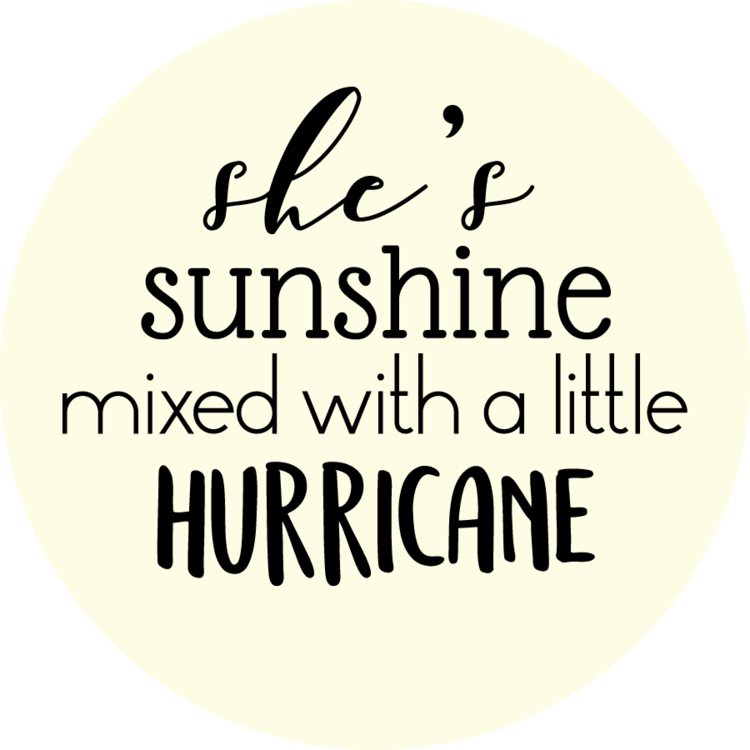 Hurricane svg little sunshine. She s mixed with