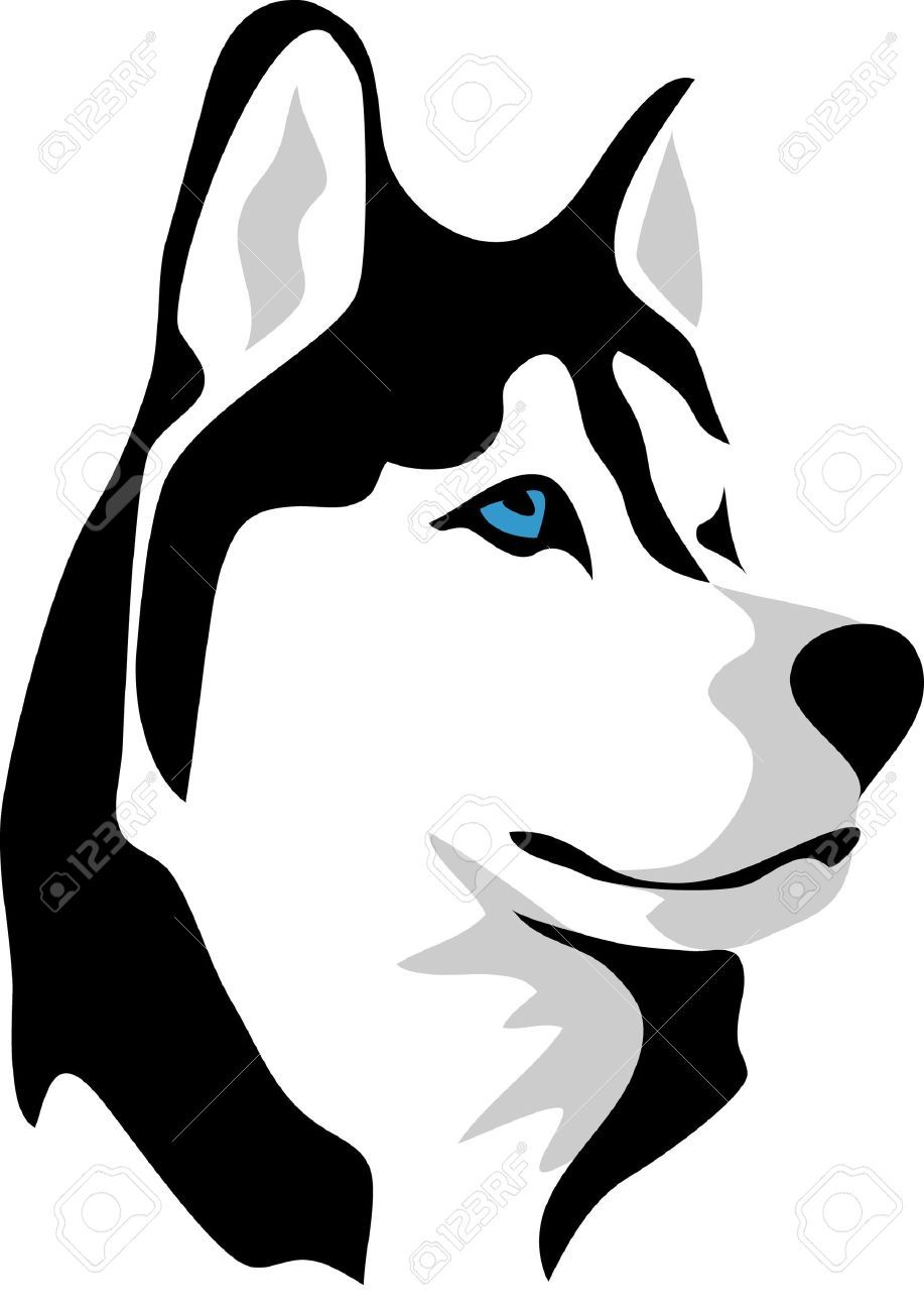 Husky clipart husky puppy. Image result for router
