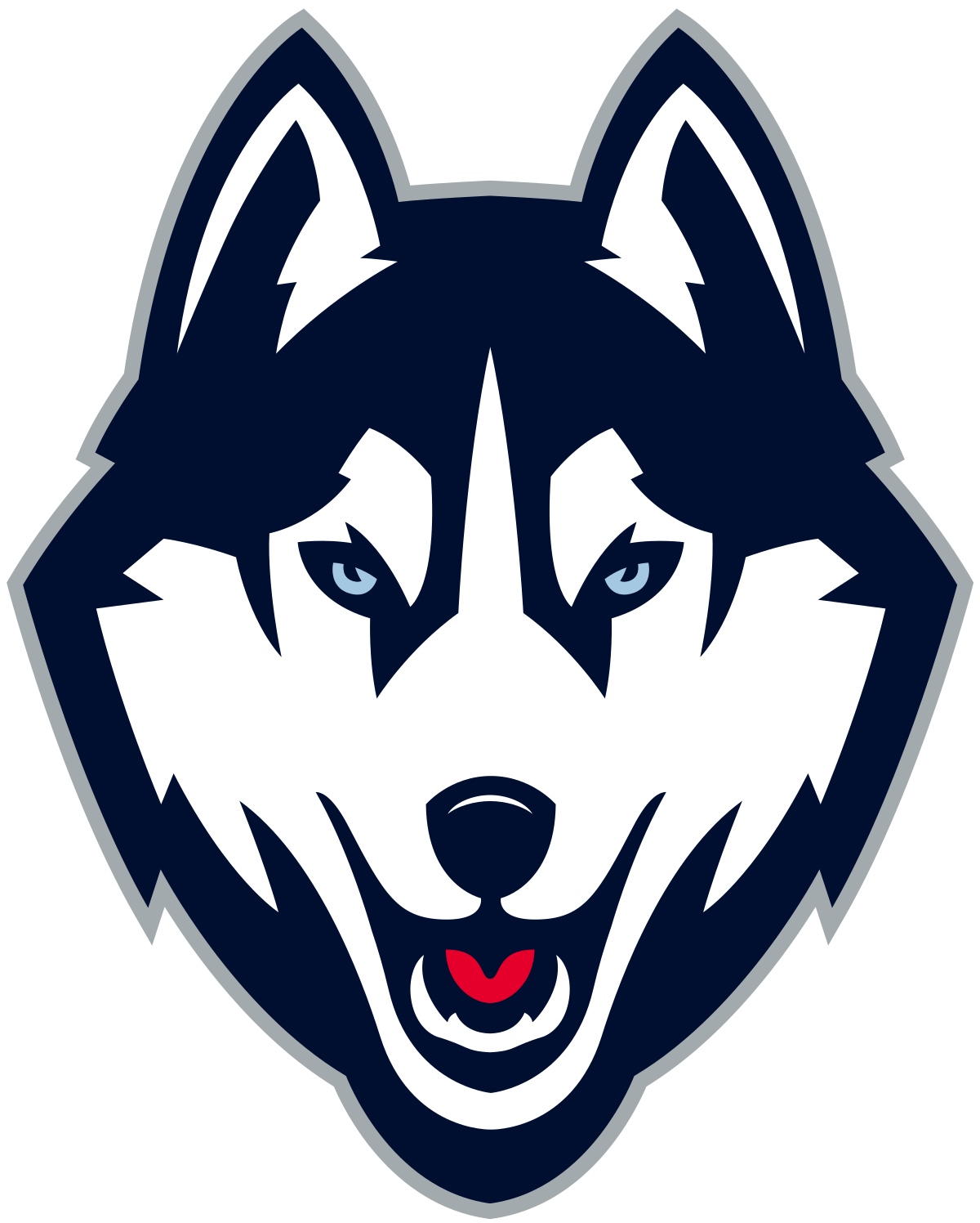 Husky svg. Connecticut huskies wikipedia