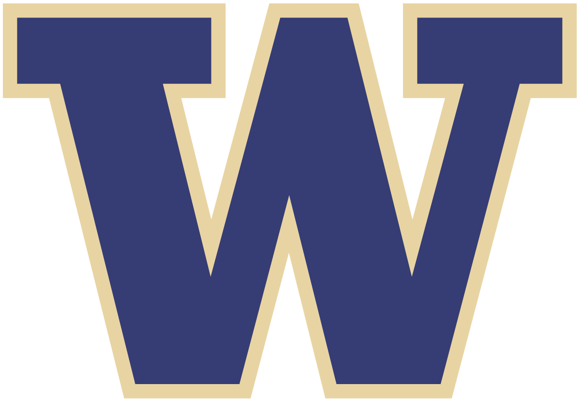 Husky svg george brown. Washington huskies wikipedia