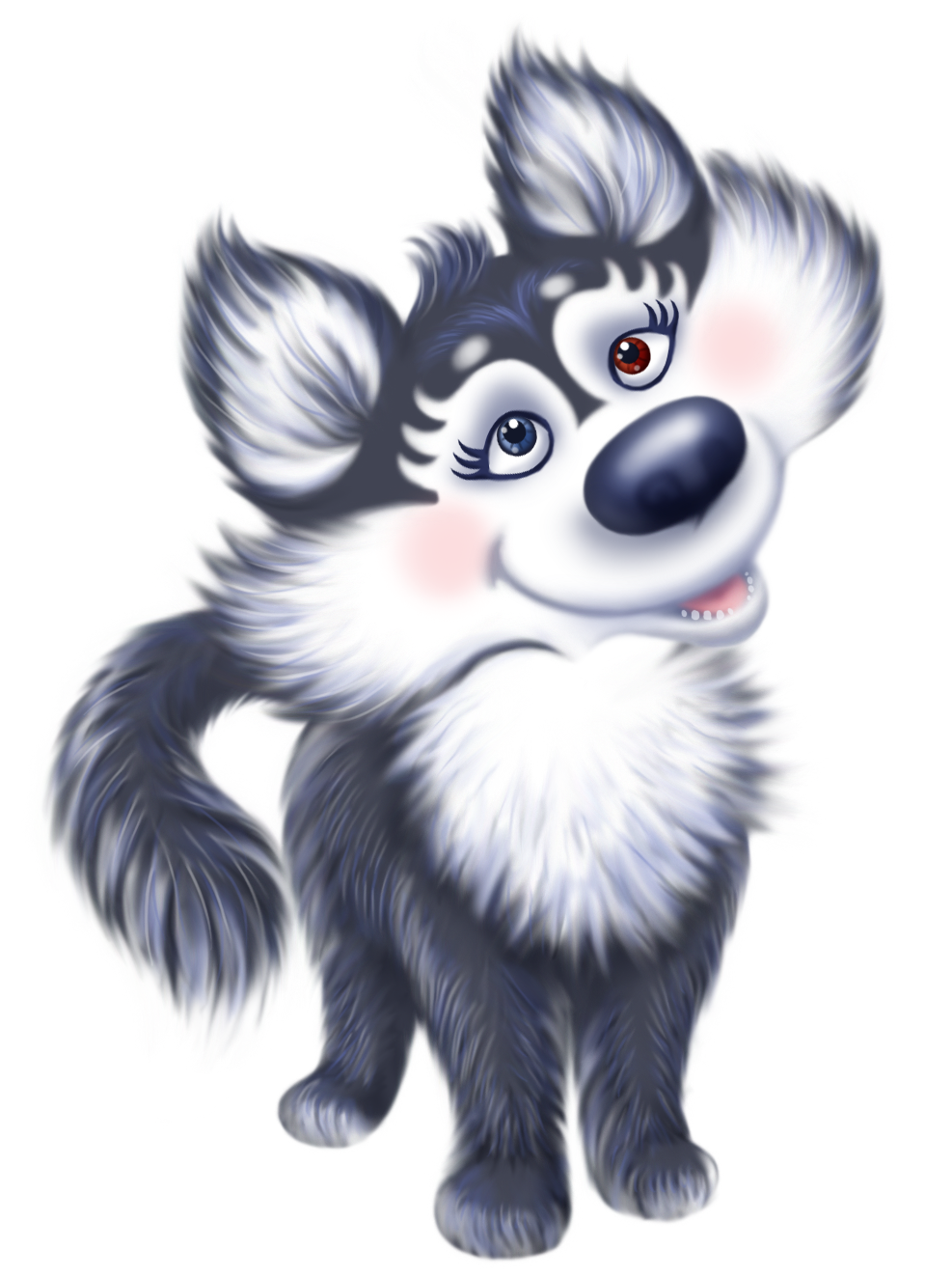 Adopt all dogs in. Husky transparent adoption clip freeuse