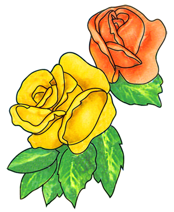 Arts Drawing Flower Transparent Png Clipart Free Download Ya