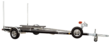 Hydrasports vector 2000cc. Super user aluminum trailers