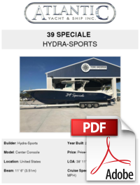 Hydrasports vector 25 ft. Speciale hydra sports